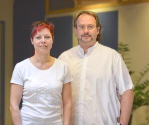 Helmut und Karin Berchtold
