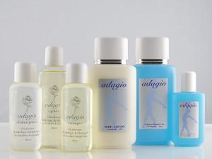 Massageöl und Lotions aus eigener Herstellung