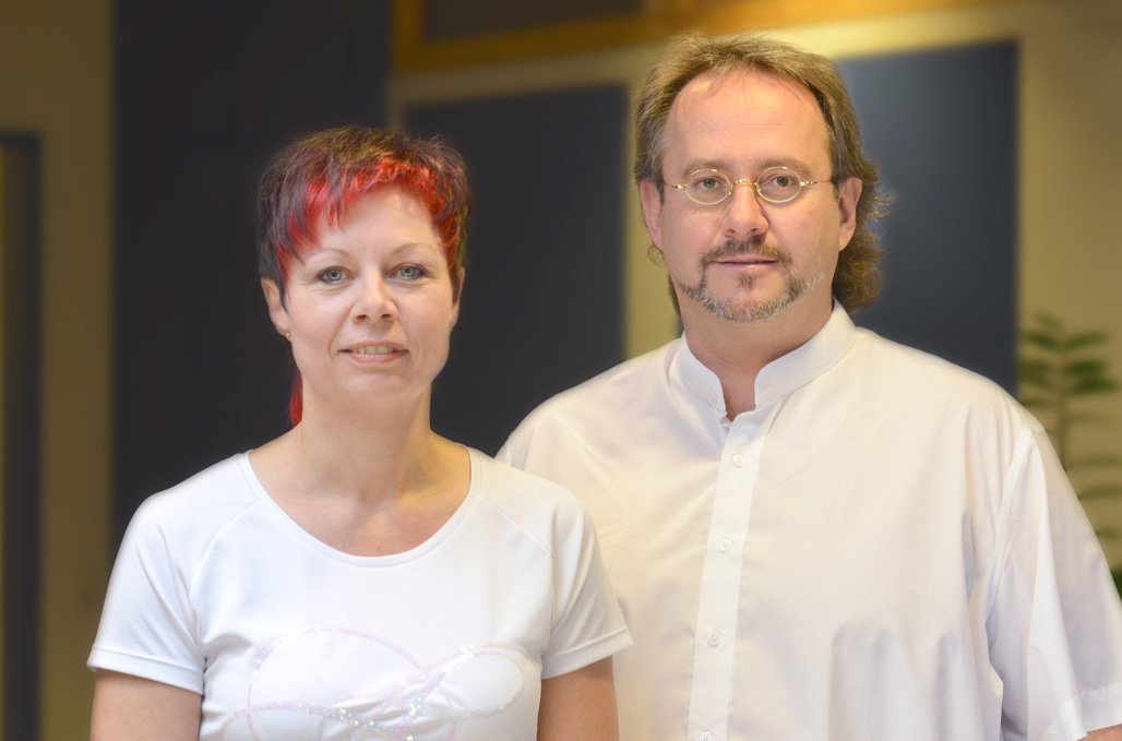 Karin und Helmut Berchtold